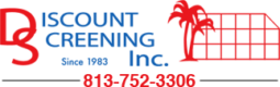 Discount Screening Logo